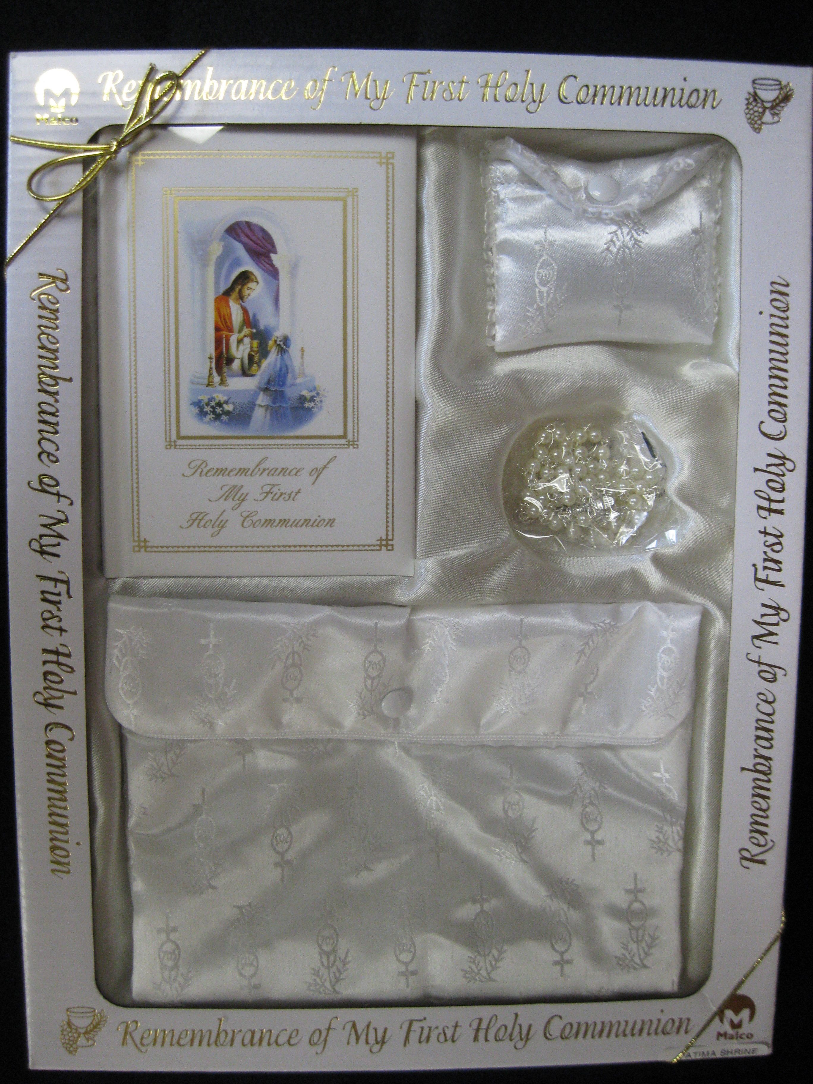 Girl First Holy Communion Set